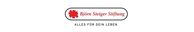 Wir unterstützen die Björn Steiger Stiftung